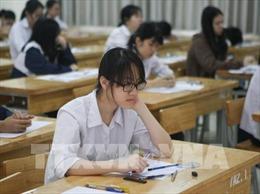 Thi lớp 10 Hà Nội: Thí sinh làm đủ 3 bài thi mới được tính điểm