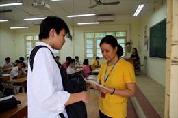 ĐH Quốc gia Hà Nội là trường đại học duy nhất tham gia kiểm tra thi tốt nghiệp THPT ở Hà Nội