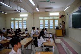Kỳ thi tuyển sinh lớp 10 Hà Nội: Gần 89.000 thí sinh làm thủ tục dự thi