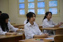 'Cách ứng xử' đi vào đề thi Ngữ văn lớp 10 Hà Nội