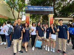 Đề thi và đáp án môn Ngoại ngữ lớp 10 của Hà Nội