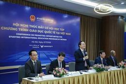 Thúc đẩy giáo dục quốc tế tại Việt Nam