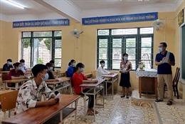 Bộ Giáo dục và Đào tạo công bố điểm thi tốt nghiệp THPT đợt 2 vào 0 giờ ngày 16/9