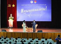 Sinh viên sư phạm đặt vấn đề lương giáo viên với lãnh đạo Chính phủ