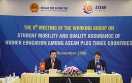 Các nước ASEAN + 3 bàn giải pháp dịch chuyển sinh viên trong trạng thái 'bình thường mới'