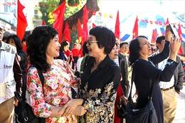 65 năm trường THPT Việt Đức (Hà Nội): Yêu thương và tự hào