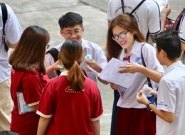 Thí sinh bắt đầu đăng ký dự thi tốt nghiệp THPT năm 2021