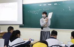 Nhà trường siết chặt biện pháp phòng dịch COVID-19