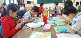 Trường học khu vực miền Trung hồi sinh sau lũ lụt