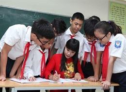Sẽ đánh giá diện rộng kết quả học tập của học sinh cuối cấp