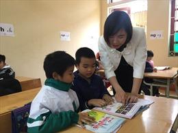 Học sinh lớp 1 ở Yên Bái tập đọc nhanh hơn khi theo chương trình mới