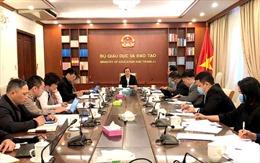 Ba trụ cột nâng cao giáo dục đại học, thực hiện Nghị quyết Đại hội XIII của Đảng