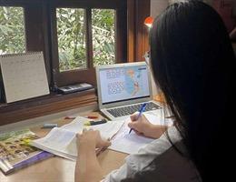 Chuyên gia 'mách' cách học online hiệu quả khi ở nhà
