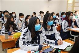 Dịch COVID-19: Học sinh Hải Phòng trở lại trường học từ ngày 8/3