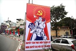 Người dân bày tỏ niềm tin, sự phấn khởi với sự lãnh đạo toàn diện của Đảng