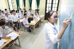 Tuần tới, Hà Nội công bố môn thi thứ 4 thi vào lớp 10