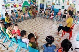 Trẻ mầm non có được hỗ trợ suất ăn trưa?