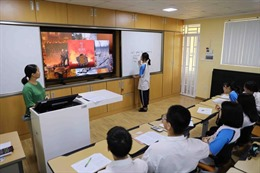 TP Hồ Chí Minh không thí điểm dạy Ngoại ngữ 1 các môn tiếng Hàn và tiếng Đức