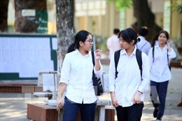 Thi lớp 10 Hà Nội: Đăng ký thi trường công lập phải có sổ hộ khẩu Hà Nội