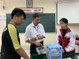 'Người đưa đò thầm lặng' ở trường THCS Thuỵ Phương