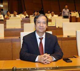 Bộ trưởng Bộ GD&ĐT được bổ nhiệm giữ chức Chủ tịch Hội đồng Giáo sư nhà nước