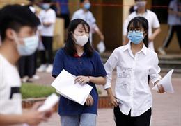 Hà Nội chỉ đạo về kỳ thi tốt nghiệp THPT trong điều kiện dịch COVID-19