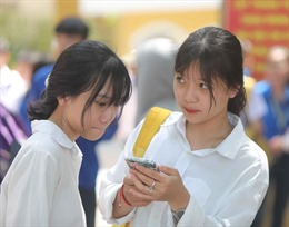 Một số trường THPT chuyên ở Hà Nội điều chỉnh lịch tuyển sinh và thời gian làm bài thi