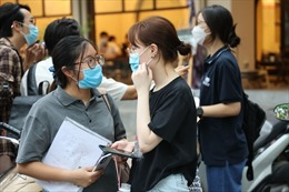 Hơn 23.700 thí sinh bỏ thi tốt nghiệp THPT vì dịch COVID-19