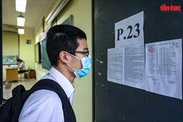 TP Hồ Chí Minh thực hiện xét tuyển vào lớp 10 năm học 2021-2022