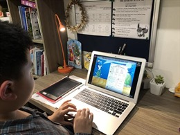 Dạy online lớp 1, lớp 2 phải phù hợp với tâm lý lứa tuổi