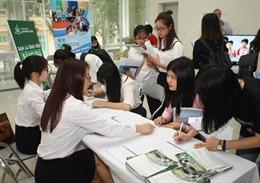 Học viện Ngân hàng công bố điểm chuẩn đại học, ngành cao nhất là 26,75 điểm