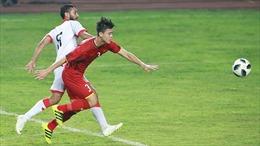 Đỗ Duy Mạnh vẫn luôn là 'hòn đá tảng' của U23 Việt Nam