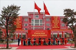 Khánh thành Trường Đào tạo cán bộ Nguyễn Văn Cừ