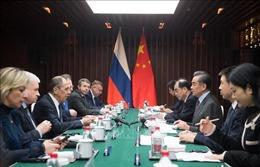Thế bấp bênh của 'tam giác chiến lược'Nga-Trung-Ấn