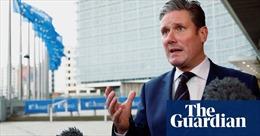 Công đảng Anh muốn trưng cầu ý dân về Brexit nếu vượt qua 'cửa ải' quốc hội
