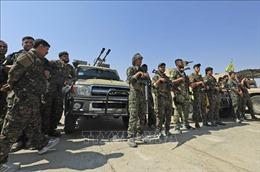 Nhóm vũ trang người Kurd tiếp tục sơ tán dân thường khỏi Baghouz