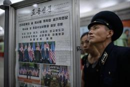Truyền thông Triều Tiên nêu bật chuyến đi của Chủ tịch Kim Jong-un tới Việt Nam