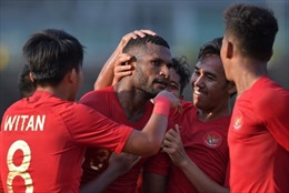 Giải U22 Đông Nam Á 2019: HLV Indonesia cảm ơn học trò sau khi đoạt ngôi vô địch