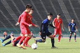 'Xé lưới' chủ nhà phút 86, U22 Việt Nam giành hạng 3 Giải U22 Đông Nam Á