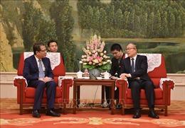 Thúc đẩy hợp tác giữa các địa phương Việt Nam với thành phố Thiên Tân (Trung Quốc)