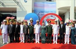 Chủ tịch Quốc hội Nguyễn Thị Kim Ngân dự Lễ kỷ niệm 30 năm ngày truyền thống của Tổng công ty Tân Cảng Sài Gòn