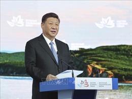 Chủ tịch Trung Quốc bắt đầu chuyến thăm cấp nhà nước tới Italy, Monaco và Pháp