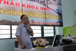 Quy hoạch không gian biển để xây dựng và phát triển kinh tế biển Việt Nam