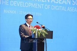 Phó Thủ tướng Vũ Đức Đam: Cần giải pháp chủ yếu cho mạng 5G ở khu vực ASEAN