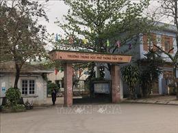 Quảng Ninh: Ngày 1/4, 548 học sinh trường THPT Tiên Yên đã đi học trở lại