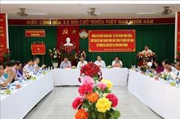 MTTQ tỉnh Ninh Thuận cần phát huy công tác giám sát, phản biện xã hội