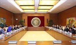 Tăng cường hợp tác giữa các cơ quan của Quốc hội Việt Nam – Campuchia