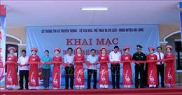 Triển lãm lưu động 'Hoàng Sa, Trường Sa của Việt Nam - Những bằng chứng lịch sử và pháp lý'