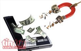 Chiếm đoạt hàng trăm triệu đồng từ thông tin thẻ tín dụng bị trộm cắp