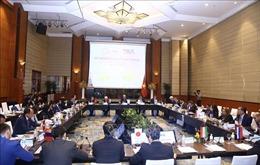 Sau phiên khai mạc, Hội nghị lần thứ 44 Ban Chấp hành OANA bước vào cuộc họp Ban điều hành